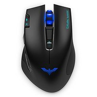 Wireless Mouse, HAVIT HV-MS988GT 2.4GHz Wireless Tunable Gaming Mouse For PC/Computer/Laptop (Black)