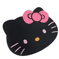 Fashion Cartoon Hello Kitty Optical Mouse Pad Personalized Computer Decoration Mouse Pad Mat Non-toxic Tasteless Mice Ma