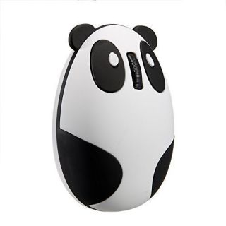 Tonor USB Rechargeable Mouse Panda shaped Wireless Optical Mouse For Windows 2000/2003/xp/vista/win7/8/10/Linux/Android