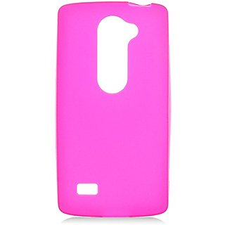 Eagle Cell TPU Gel Case for LG Tribute 2 LS665/Leon C40/Destiny L21G/Power L22C - Retail Packaging - Hot Pink