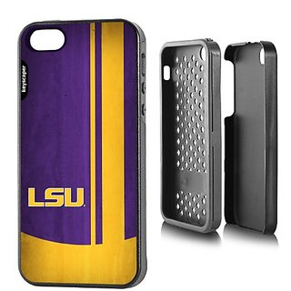 NCAA Louisiana State Rugged Series Phone case iPhone 5/5s, One Size, One Color