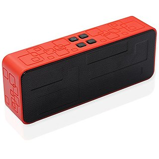 It-ceo Stereo Bluetooth Sounds Box Red More Color Portable Wireless 180hr Standby High Quality P316 (Red)