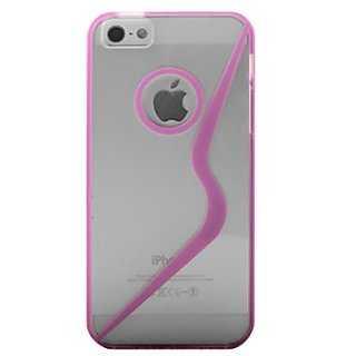 Katinkas 2108047251 Hard Cover for iPhone 5 - Lightning - 1 Pack - Carrying Case - Retail Packaging - Pink