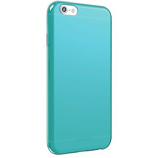 Odoyo SOFT EDGE Protection Carrying Case for iPhone 6, 4.7in - LAGOON BLUE