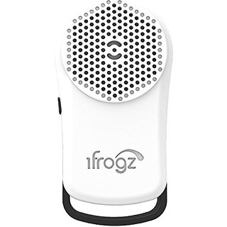 iFrogz Audio Tadpole wireless Bluetooth Speaker - Black/White
