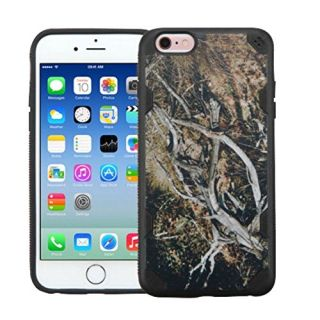 MyBat Cell Phone Case for Apple iPhone 6s/6 - Retail Packaging - Black/Yellow