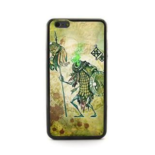 JMM - Solider Chinese Zombie Myth 3D Design Plastic+TPU Case Cover for Apple iPhone 6 Plus 6th 6Generation 5.5