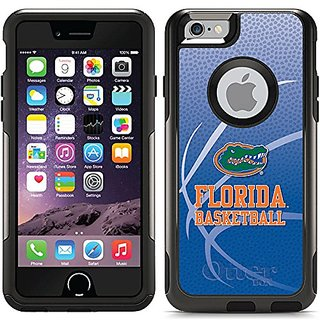 Coveroo University of Florida Basketball Design Phone Case for iPhone 6 - Retail Packaging - Black/Black