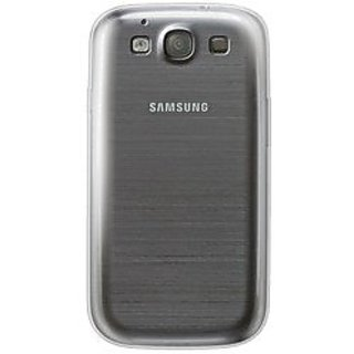 KATINKAS 2108046788 Soft Cover for Samsung Galaxy S3 - 1 Pack - Retail Packaging - Clear