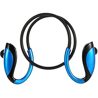Ertch® New Wireless Bluetooth Headsets Headphones Running Earphone Stereo Noise Cancelling Sweatproof Gym Neckband W