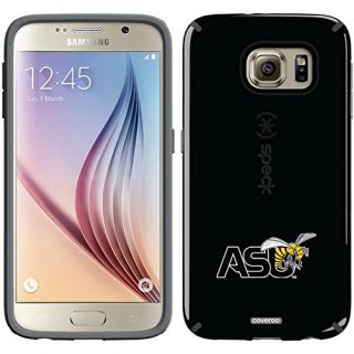 Coveroo CandyShell Cell Phone Case for Samsung Galaxy S6 - Retail Packaging - Alabama State Primary