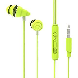 UiiSii F108 Wired Cell Phone Headset Earphones Headphones with Microphone Mic & Remote Control for iPhone 6s/6 Plus/SE/5