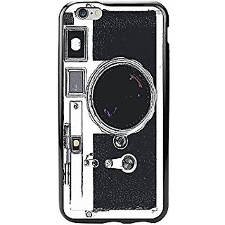 Cellet Protective Cell Phone Case for iPhone 6 - Non-Retail Packaging - Vintage Camera 2