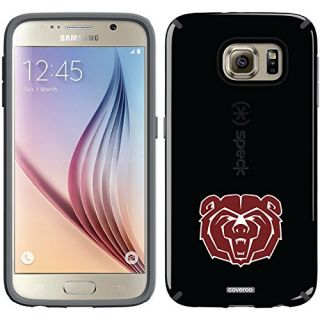Coveroo CandyShell Cell Phone Case for Samsung Galaxy S6 - Retail Packaging - Missouri State Primary