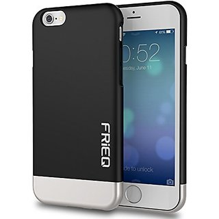 iPhone 6 Case, FRiEQ Dual Layer Protection Slim Trendy Hard Case for Apple iPhone 6 (4.7