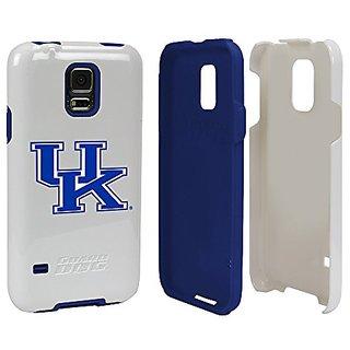 Kentucky Wildcats - Hybrid Case for Samsung Galaxy S5 - White