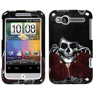 Mybat Protector Cover for HTC ADR6225 - Retail Packaging - Magician