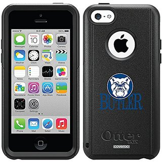 Coveroo Butler Face On Top Design Phone Case for iPhone 5c - Retail Packaging - Black