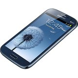 Samsung Galaxy Grand Duos i9082 with 2 Flip Covers(Metallic Blue)