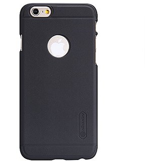 Nillkin Super Frosted Shield Case for Apple iPhone 6 - Retail Packaging - Black