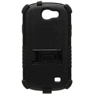 Beyond Cell Beyond Cell Tri-Shield Durable Hybrid Hard Shell and TPU Gel Case for Samsung Galaxy Express i437 - Retail P