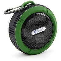 TONGEE 2015 Upgraded Bluetooth Shower Speakers Bluetooth Speakers With Built-in Mic Suction Cup Waterproof Speakers For