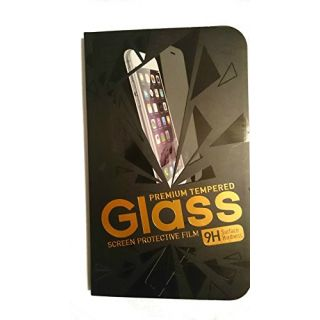 Glesdepo Iphone 6 Premium Edge to Edge Tempered Glass Screen Protector 4.7in White Frame with Oleophobic Coating, Rounde