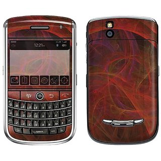 Exo-Flex Protective Skin for BlackBerry Tour 9650 - Ion Drive