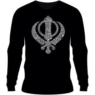 Oneliner Men's Cotton T-Shirt (OWMFT84-2XL-$P)
