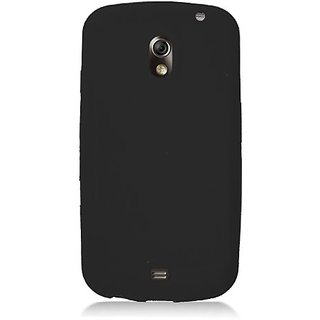 Eagle Cell SCSAMI515S01 Barely There Slim and Soft Skin Case for Samsung Galaxy Nexus i515 - Retail Packaging - Black