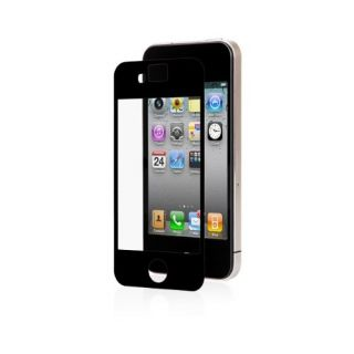 Moshi iVisor AG Screen Protector Protection for iPhone 4 & 4S (Anti-Glare) Black