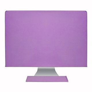Hermitshell Dust and water resistant Cover silky smooth antistatic with soft velvet lining iMac Monitor and Keyboard Col