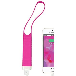 DCI Power Trip Battery Charger - Retail Packaging - Pink