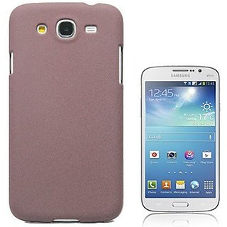 JUJEO Scrub Plastic Case for Samsung Galaxy Mega 5.8/I9150 - Non-Retail Packaging - Light Purple