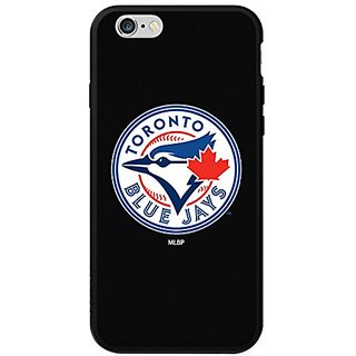 Coveroo Blue Jays Designs on Black iPhone 6 Switchback Case -Retail Packaging