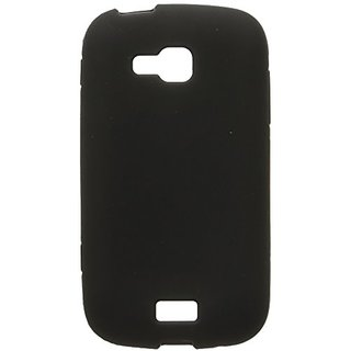 Aimo Wireless SAMI930SK001 Soft n Snug Silicone Skin Case for Samsung ATIV Odyssey i930 - Retail Packaging - Black