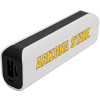 NCAA Arizona State Sun Devils APU 1800GS USB Mobile Charger, White