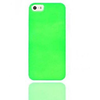 Cell Armor I5-PC-KG038 Hybrid Case for iPhone 5 - Retail Packaging - Rainbow Glitter/Green