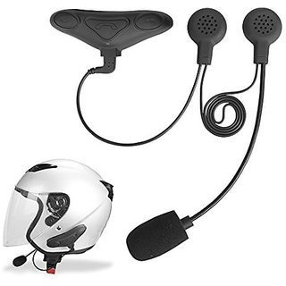 Avantree Motorcycle Bluetooth with Interphone for Bikers, WATERPROOF, Compatible with All Motorcycle Helmets, Support GP
