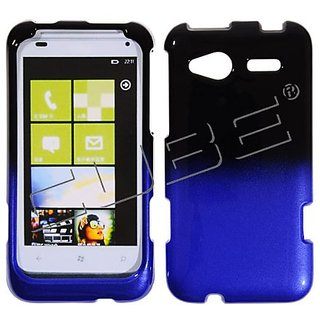 Aimo Wireless SAMT989PCMX002S Guerilla Armor Hybrid Case with Kickstand for Samsung Galaxy S2 T989 - Retail Packaging