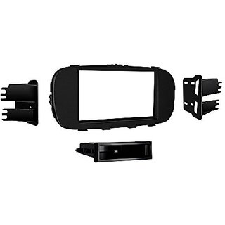 Metra 99-7360B Single DIN Dash Kit for Select 2014 and Kia Soul Vehicles (Black)