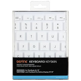 Keyboard Keyskin color White for MacBook Air 13