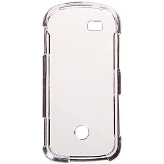 MyBat Samsung T528G T-Clear Phone Protector Cover - Retail Packaging - Transparent