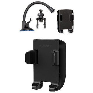 Kensington K39255US SoundWave Sound-Amplifying Car Mount--Compatible with iPhone 4-Black