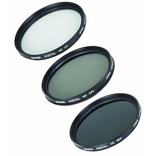 Bower VFK46C 5-Piece 46mm Digital Filter Kit