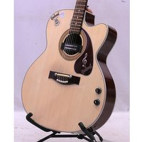 Givson Semi - Electric Guitar (Venus Rose) - With Pick Up & E.Q (Best Seller)