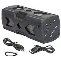 Kaleep Waterproof Sport Speaker Wireless Bluetooth Speakers 4.0 Climbing Sport Speaker 3600mAh Rechargeable Battery 12 P