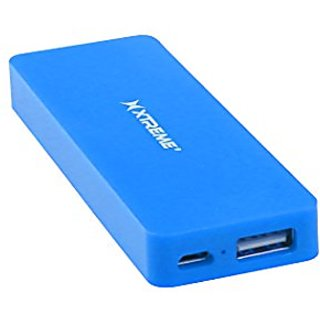 Xtreme 4000mAh Skinny Power Bank - Retail Packaging - Blue