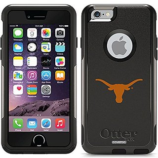 Coveroo University of Texas Mascot Design Phone Case for iPhone 6 - Retail Packaging - Black