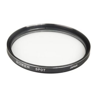 Bower FT49S 49mm Professional Spot Lens Filters for Canon, Nikon, Sony, Olympus, Panasonic, Pentax and DSLR Cameras